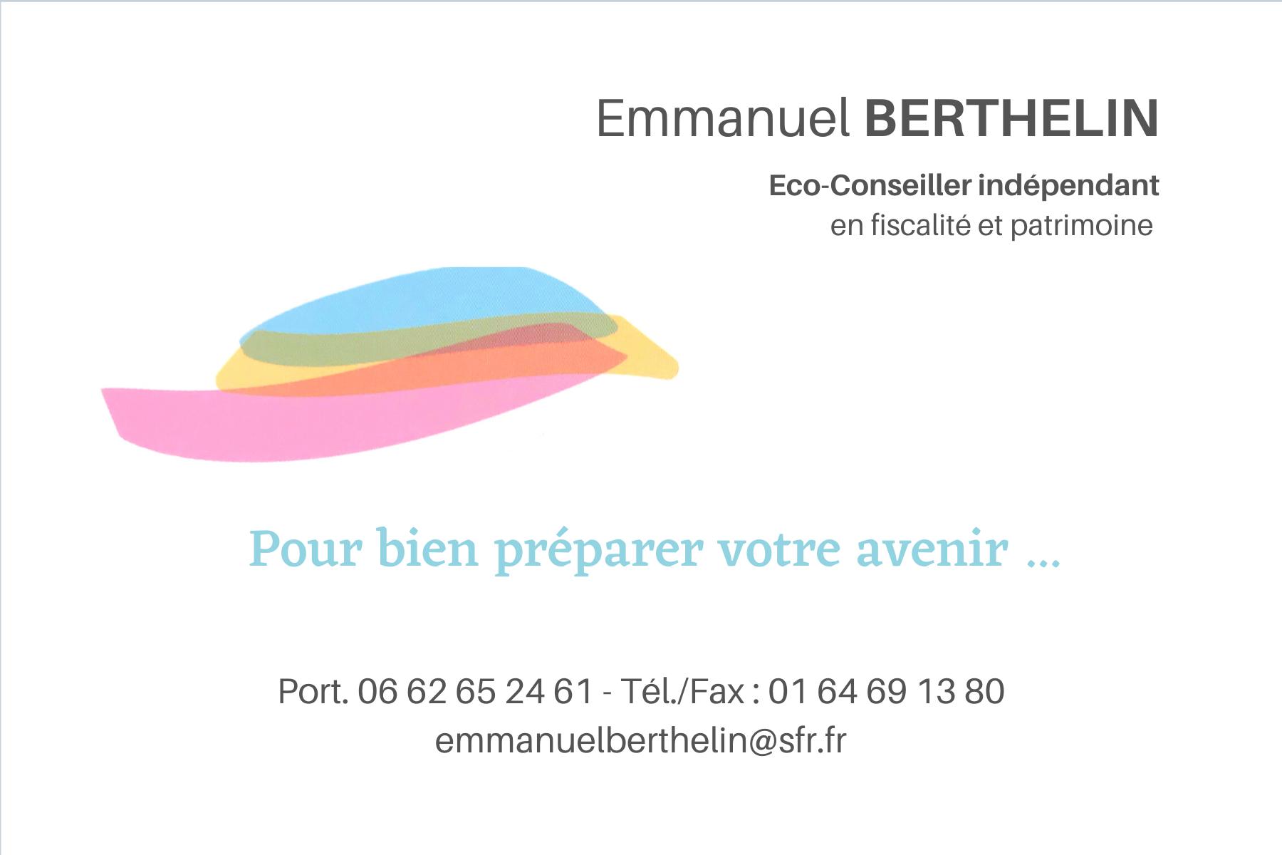 E Berthelin